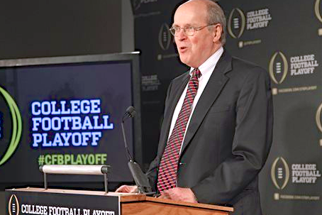 Does the College Football Playoff Committee Have Too Much Power?
