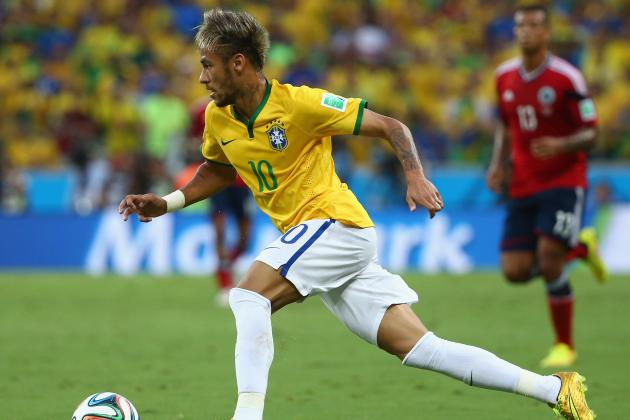 Neymar Injury: Updates on Brazil Star's Back and Return