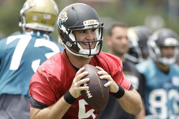 Jacksonville Jaguars: Why Blake Bortles Could Easily Be the Next Blaine Gabbert