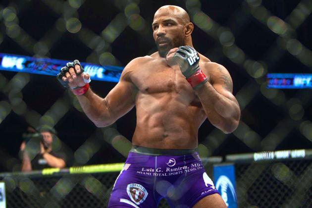 Yoel Romero vs. Tim Kennedy Set for UFC 178