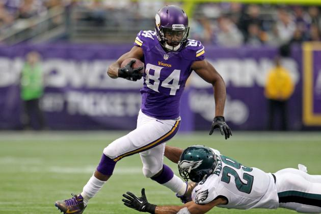 Cordarrelle Patterson: I'll Be a 'Top-5 Playmaker' in '14