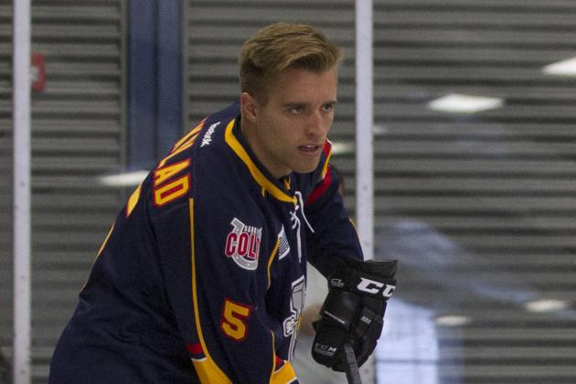 Aaron Ekblad Ready, Willing to Prove Himself to Florida Panthers