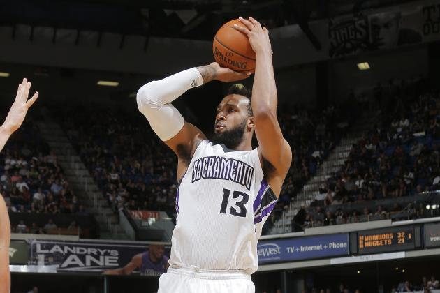 Kings Notes: Derrick Williams Misses First Day of Practices