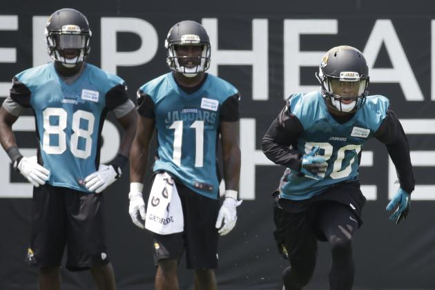 Debate: What Will Be Jaguars' Fiercest Camp Battle?