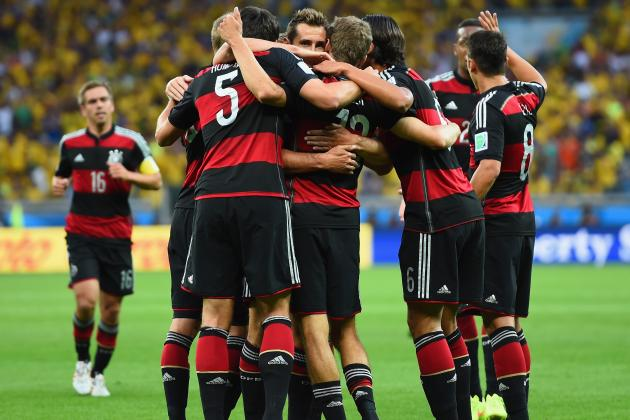 World Cup Semifinal Results 2014: Final Score, Latest Fixture Info After Day 27