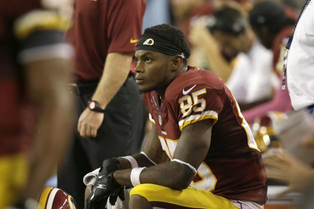 Washington Redskins: Will Leonard Hankerson Be the Odd Man out at Wide Receiver?