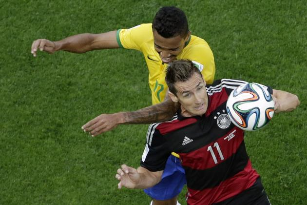 World Cup 2014: Updated Bracket and Scores Following Day 27 Results