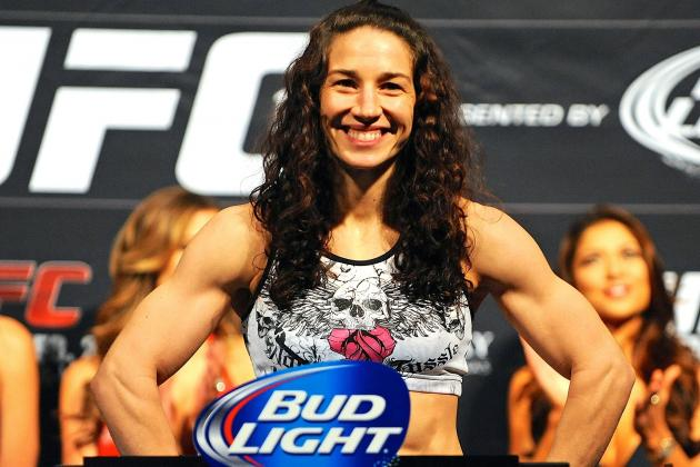 Sara McMann vs. Lauren Murphy Set for Ultimate Fight Night 47 in Maine
