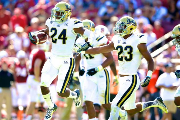UCLA Football: Once a Concern, Bruins Secondary Now Among Pac-12's Best