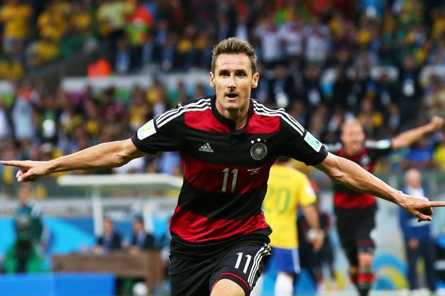 Brazil vs. Germany: Live Score, Highlights for World Cup 2014 Semifinals