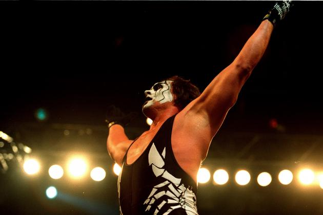 WWE Rumors: Examining Latest Buzz Around Sting, CM Punk and More