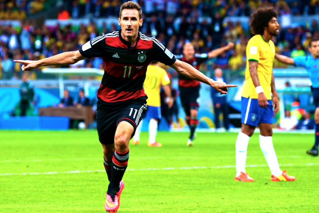 Brazil vs. Germany: World Cup Semi-Final Score, Grades and Post-Match Reaction