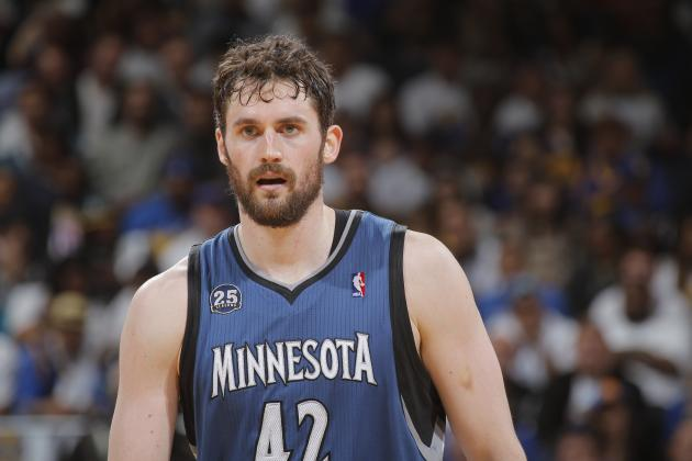 NBA Rumors: Rounding Up Latest Kevin Love Trade Musings and Free-Agent Buzz