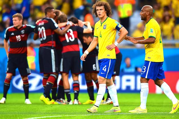 Brazil's Worst Nightmare Comes True as Germany Eviscerate World Cup Dreams