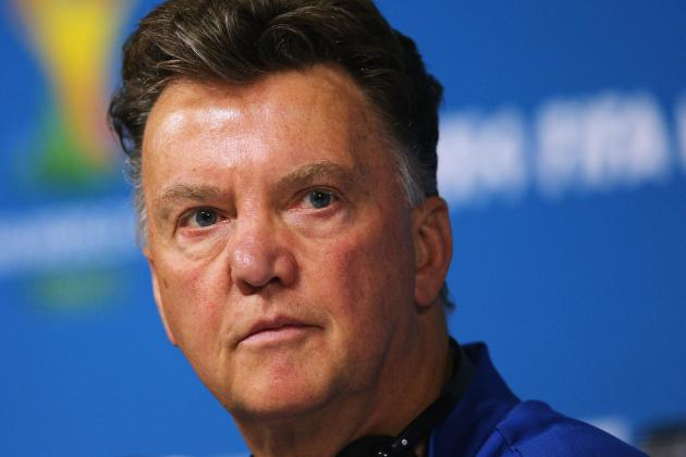 Calm Surrounding Man United's Summer Preparations Is a Boost for Louis van Gaal