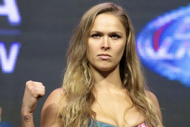 Coach: Ronda Rousey Beats Cyborg with 1 Hand, Knocks Her out