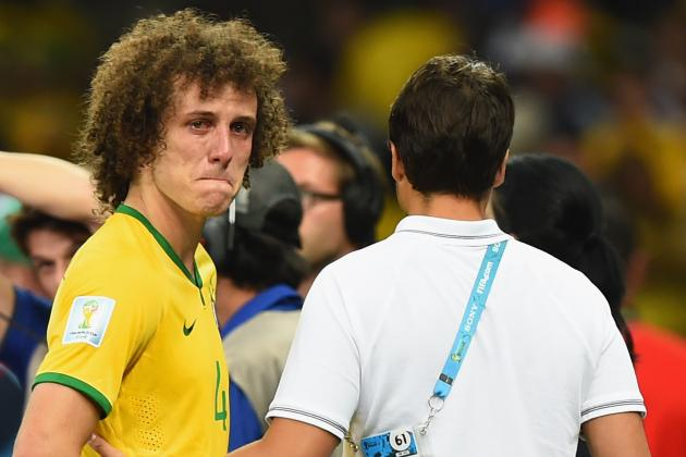 David Luiz Must Be Held Accountable for Brazil's Embarrassing World Cup Defeat