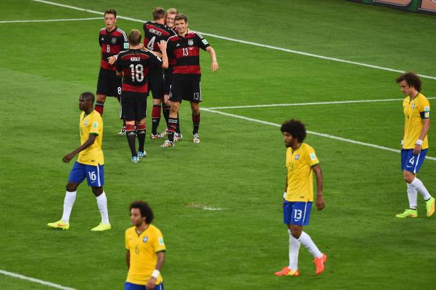 Brazil vs. Germany: What Went Wrong for Hosts in 7-1 Defeat