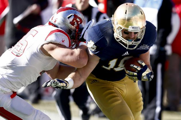 An Early Look at the Top Tight Ends in the 2015 NFL Draft