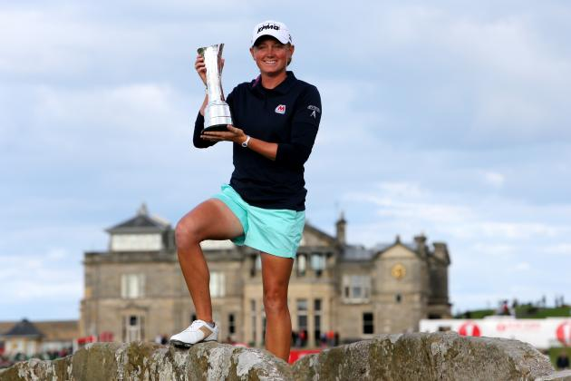 Women's British Open 2014: Tee Times, Dates, TV Schedule and LPGA Prize Money