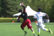 Alabama Stud WR Commit Calvin Ridley Makes Sick 1-…