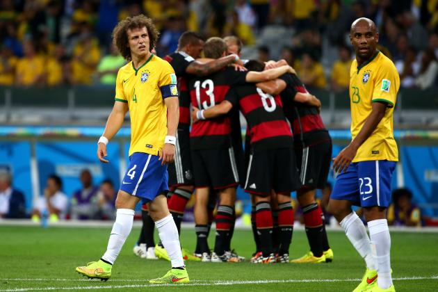 Why Humiliation Versus Germany Will Haunt Brazil More Than 1950 Defeat