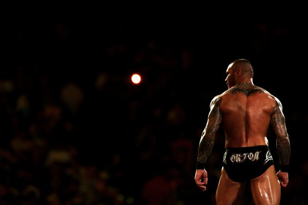 Randy Orton and Kane Would Make a Viable Tag Team