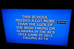Jeopardy! Takes Cheap Shot at Notre Dame