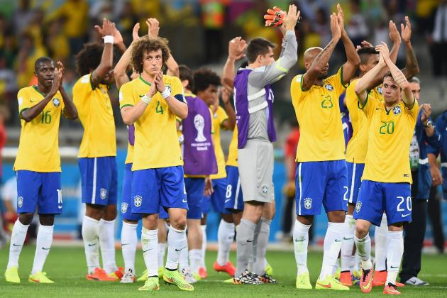 Collymore's World Cup Corner: How Brazil Players Will Take Germany Humiliation