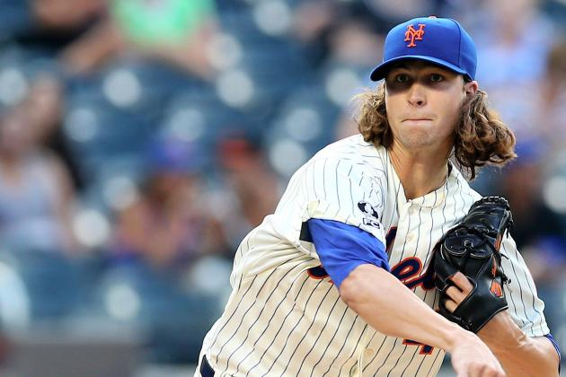 deGrom Leads Mets Past Braves 8-3 with 11 Ks
