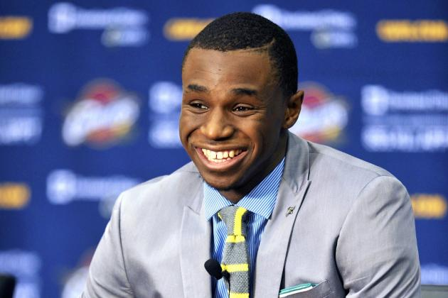 Andrew Wiggins Signs Endorsement Deal with Adidas