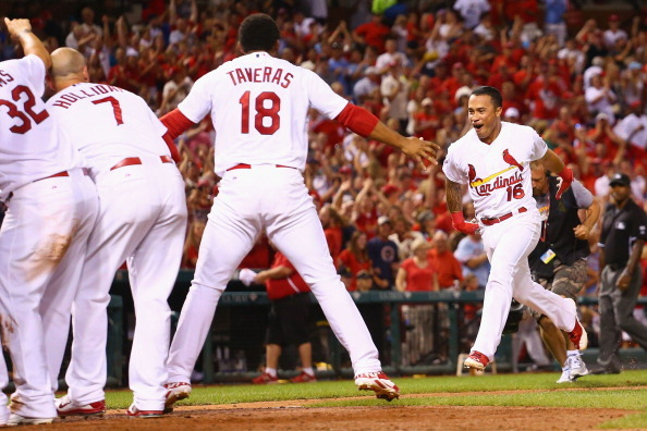 Video: Kolten Wong's Walk-off Home Run