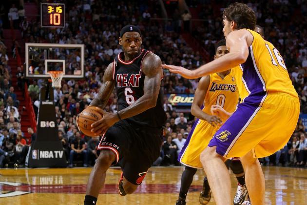 NBA Rumors: Latest Buzz Surrounding LeBron James, Pau Gasol and More
