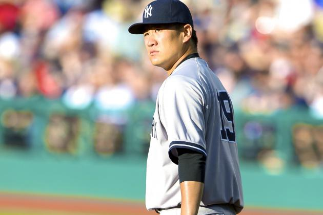 Masahiro Tanaka Fighting Rookie Wall After Phenomenal June Run