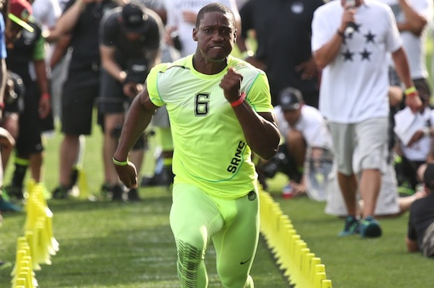 Meet Kirk Merritt, 2014 SPARQ National Champion