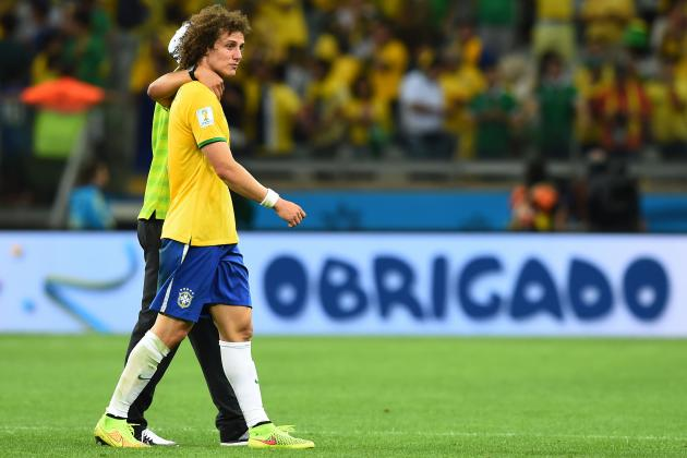 Is David Luiz a Future Paris Saint-Germain Transfer Bust?