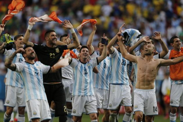 World Cup 2014 Predictions: Projecting Final Score for Day 28 Fixture