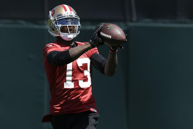 San Francisco 49ers: Adapting Stevie Johnson's Stats to San Francisco's Offense