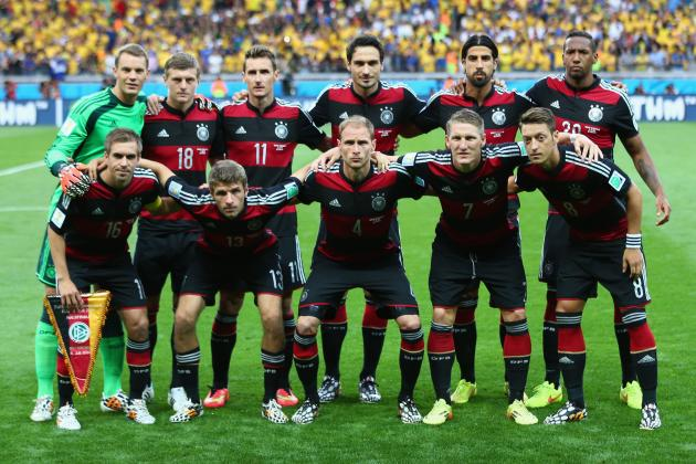 2014 World Cup: The Myth About Germany's New-Found Resilience