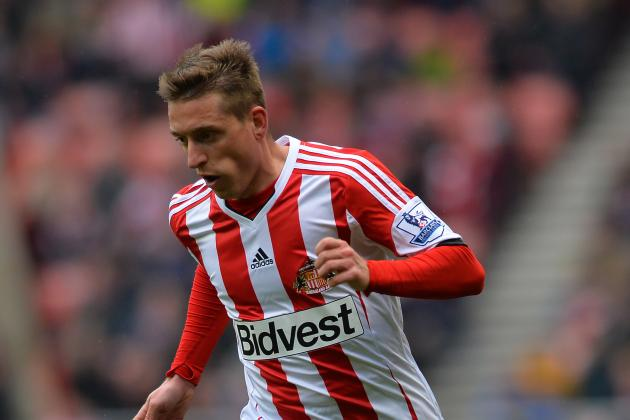 Giaccherini Determined to Step It Up at Sunderland