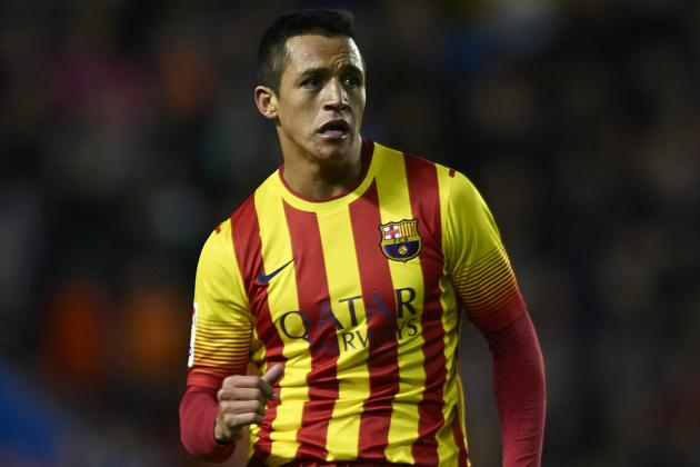 Arsenal Transfer News: Alexis Sanchez Medical Expected, Arsene Wenger Coy on Ace