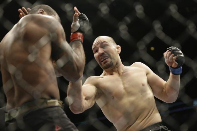 Glover Teixeira Eyeing a Return to the Octagon in October