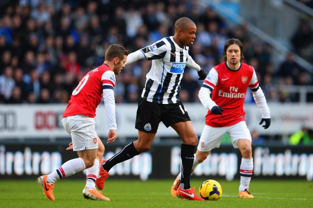 Arsenal Must Add Loic Remy to Alexis Sanchez on Transfer Window List