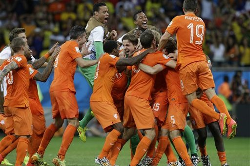 Netherlands vs. Argentina: Last-Minute Live Stream, Preview for 2014 World Cup