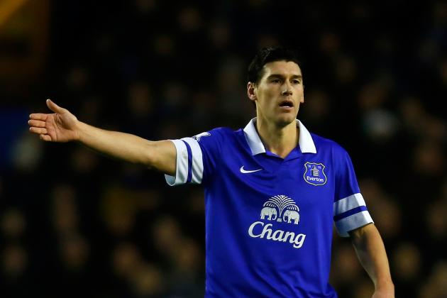 Gareth Barry Will Once Again Prove a Key Signing for Everton