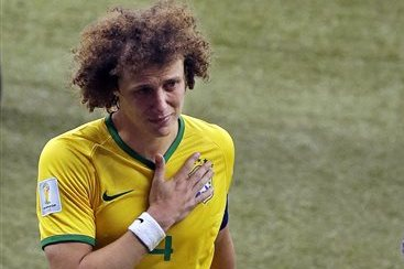 David Luiz's World Cup Display Proves Jose Mourinho Right to Sell the Brazilian