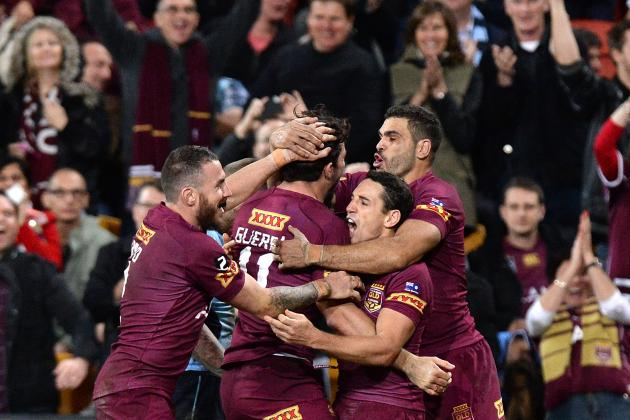 State of Origin 2014: Game 3 Score and Recap for Maroons vs. Blues