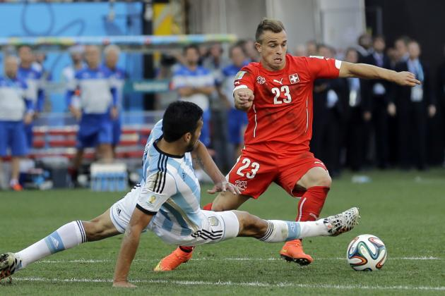 Liverpool Transfer News: Xherdan Shaqiri Setback, Latest on Lucas Leiva