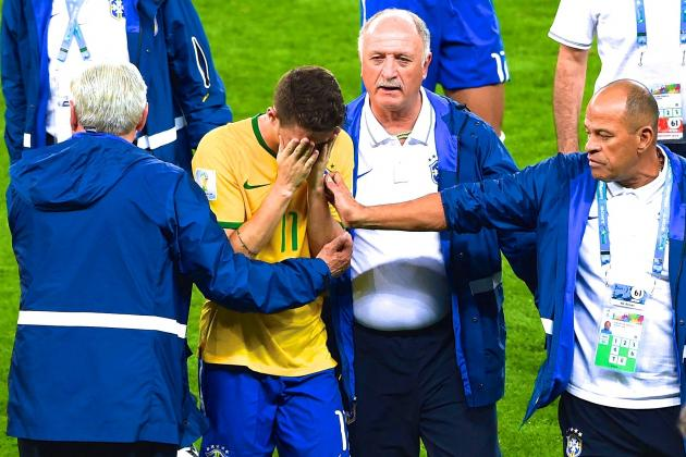 Brazil vs. Germany: 2014 World Cup Shocker Sets New Twitter Record