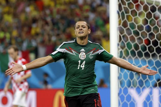 Reasons Why Javier Hernandez Looks Set to Leave Manchester United